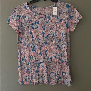 Super soft t-shirt from The Loft